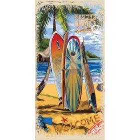MONA LIZA Полотенце 70*140 Summer Surf MONA LIZA