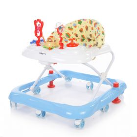 Baby Care Ходунки Mario (белый/голубой) Baby Care