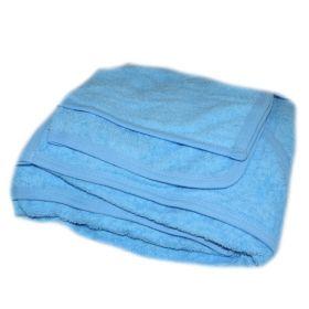 POLLO Полотенце 2шт. и варежка (голубое) POLLO
