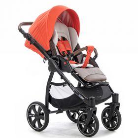 Noordi Прогулочная коляска Sole Sport Orange Red 862 Noordi