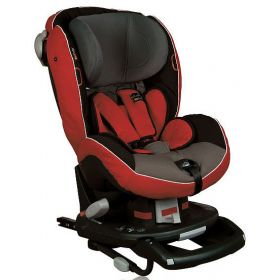 BeSafe Автокресло iZi-Comfort X3 Isofix Fresh Red/Grey BeSafe