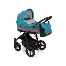 Baby Design Коляска 2 в 1 Husky 2017 05 Turquoise Baby Design