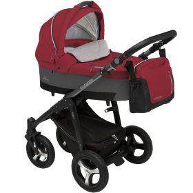 Baby Design Коляска 2 в 1 Husky 2017 08 Fuchsia Baby Design