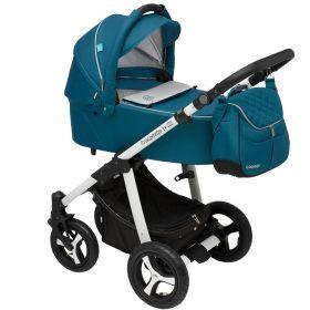 Baby Design Коляска 2 в 1 Lupo Comfort 2017 05 Turquoise Baby Design