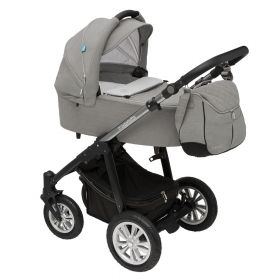 Baby Design Коляска 2 в 1 Lupo Comfort Limited 02 satin Baby Design