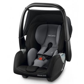 Recaro Автокресло Privia EVO Carbon Black Recaro