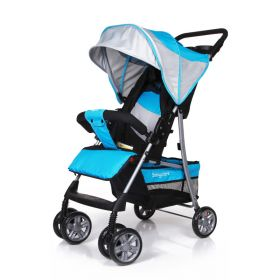 Baby Care Прогулочная коляска Shopper Light Blue Baby Care