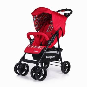 Baby Care Прогулочная коляска Voyager 2017 Red Baby Care