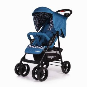 Baby Care Прогулочная коляска Voyager 2017 Blue Baby Care