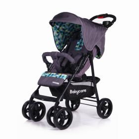 Baby Care Прогулочная коляска Voyager 2017 Grey Baby Care