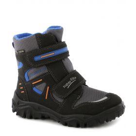 Superfit Ботинки (серо-синие) Superfit
