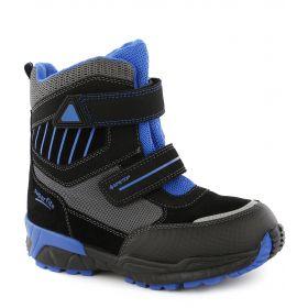 Superfit Ботинки (сине-черные) Superfit