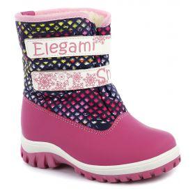 Elegami Сапоги зимние (розовые) Elegami
