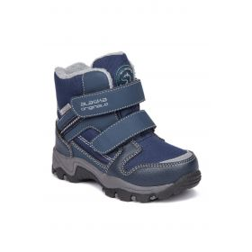 Alaska Originale Ботинки зимние (синие) Alaska Originale