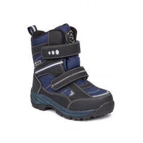 Alaska Originale Ботинки зимние (сине-черные) Alaska Originale