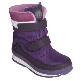 Alaska Originale Ботинки зимние высокие (фиолетовые) Alaska Originale