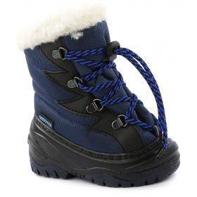 Ortotex Сноубутсы на шнурках (синие) Ortotex