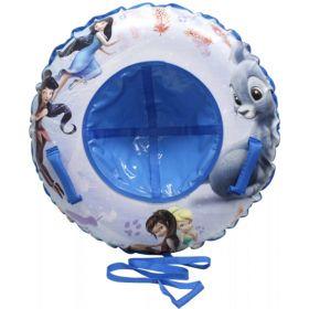 1Toy Тюбинг-ватрушка Disney Феи 100 см 1Toy