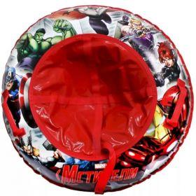 1Toy Тюбинг Marvel Мстители 100 см 1Toy