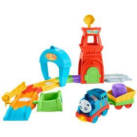 Mattel Электрическая железная дорога Thomas&Friends Спасательная Башня Mattel