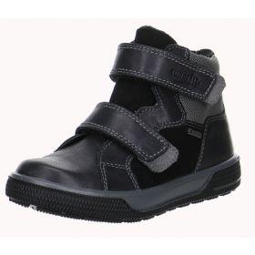 Superfit Ботинки зимние (черные) Superfit