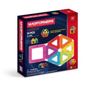 Magformers Магнитный конструктор 14 деталей Magformers