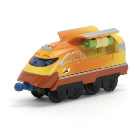 Chuggington, Паровозик Чаггер Chuggington