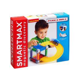 Bondibon Магнитный конструктор SmartMax Специальный, 30 деталей Bondibon