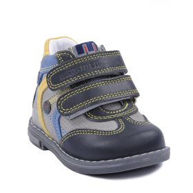 Minimen, Ботинки (черно-серые) Minimen