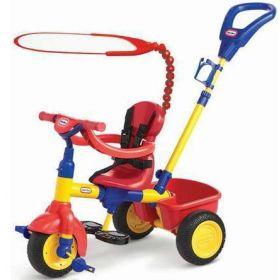 Little Tikes Велосипед 3-х колесный 3 в 1 красно-синий Little Tikes