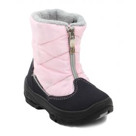 Alaska Originale, Сапоги зимние для девочки ( розовый базилеа) Alaska Originale