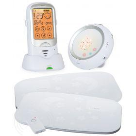 Ramili Радионяня Baby RA300SP2 с расширенным монитором дыхания Ramili