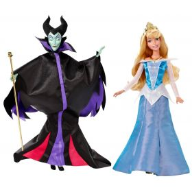 Mattel Кукла Disney Princess Малефисента и Спящая красавица Mattel