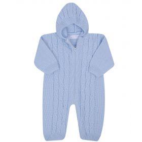 Уси-Пуси Комбинезон для малыша Фантик (голубой) Уси-Пуси