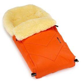 Kaiser, Конверт зимний меховой DUBLAS (оранжевый) Kaiser