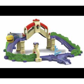 Chuggington, Игровой набор Мост и туннель Chuggington