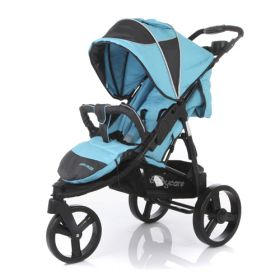 Baby Care Прогулочная коляска Jogger Cruze (Blue) Baby Care