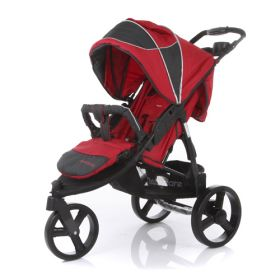 Baby Care Прогулочная коляска Jogger Cruze (Red) Baby Care