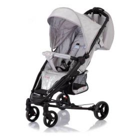 Baby Care Прогулочная коляска New York (Silver) Baby Care