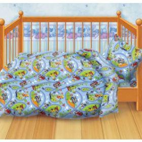Непоседа, Комплект постельного белья Кошки мышки