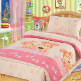 Непоседа Комплект в кроватку 3 предмета