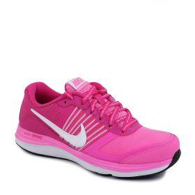 Nike, Кроссовки Dual Fusion X 2 для девочки (фиолетово-серебряные) Nike