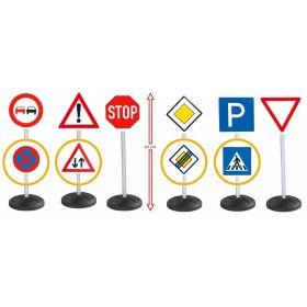 Big Дорожные знаки для детей 6 шт (69 см) Big