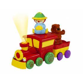 Simba Железная дорога Паровозик (свет, звук) Simba