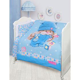 MONA LIZA Комплект в кроватку 3 предмета Комплект постельного белья в кроватку