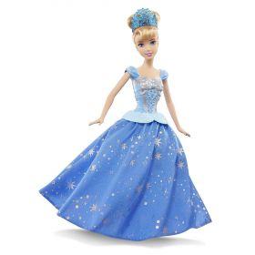 Mattel, Disney Princess Кукла-принцесса Золушка с развевающейся юбкой Mattel