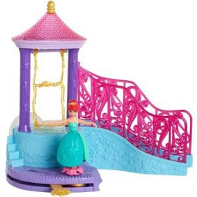 Mattel Кукла Принцесса Набор c домиком и аксессуарами Mattel