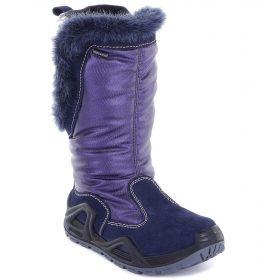 Ortotex, Сапоги зимние для девочки (фиолетовые) Ortotex