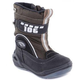 Ortotex, Ботинки зимние для мальчика (коричневые) Ortotex