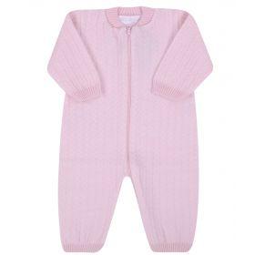 Уси-Пуси Комбинезон для малыша Альбина (розовый) Уси-Пуси